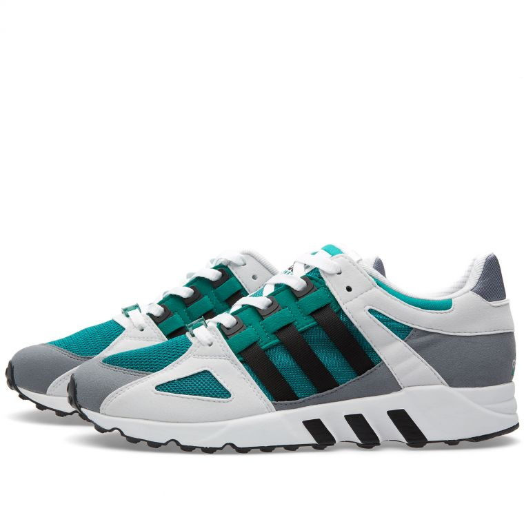 Cheap Adidas EQT Support Boost 93/17 Review & On Foot. BETTER than
