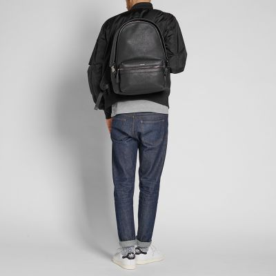 moncler mens basile jacket black