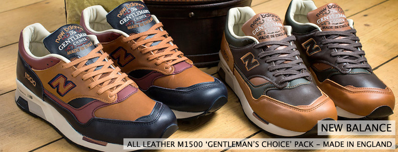 New Balance Gentleman's Pack