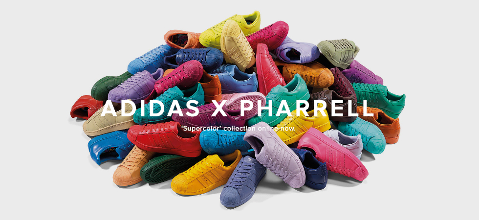 adidas Originals x Pharrell Williams