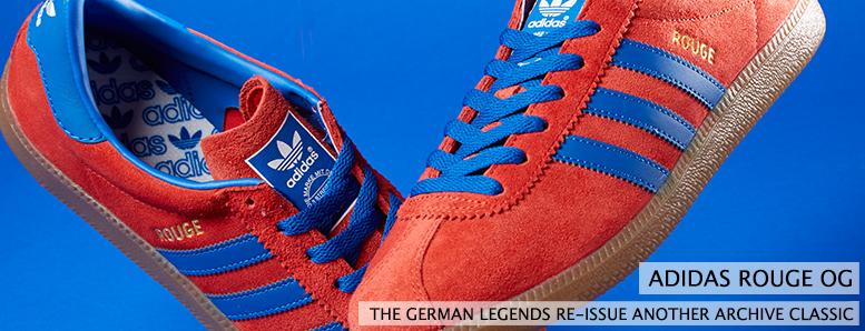 Adidas Rouge OG