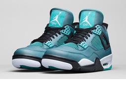 Nike Air Jordan IV Retro 'Teal'