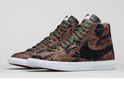 """Nike Blazer Mid Premium Vintage """"Safari"""" Pack"""