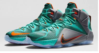 Nike LeBron 12 'NSRL'