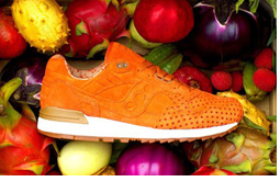Saucony x Play Cloths Shadow 5000 'Strange Fruit' Pack