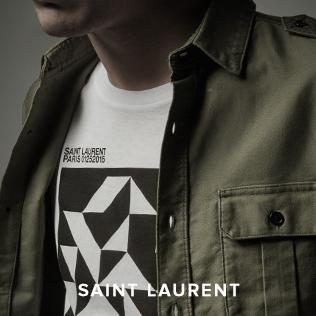 Saint Laurent Coming Soon...